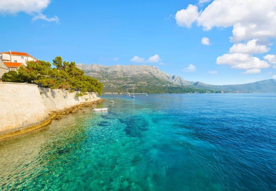Paket aranžman Korčula - ispod šetnice