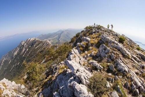 Hiking tour Peljesac