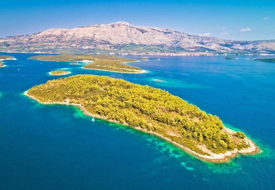 Paket aranžman Korčula - Otok Vrnik
